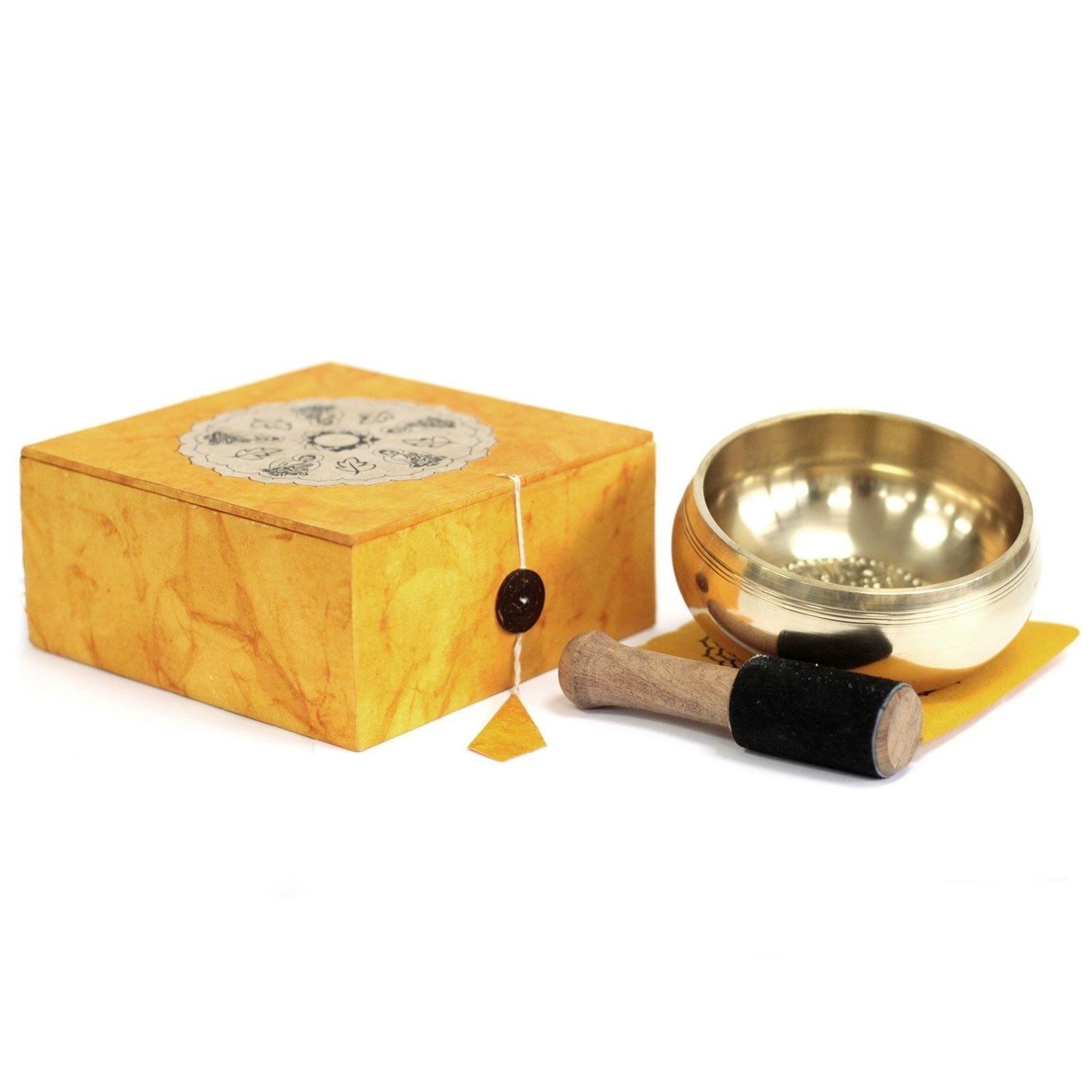 Tibetan Special Meditation Singing Bowl