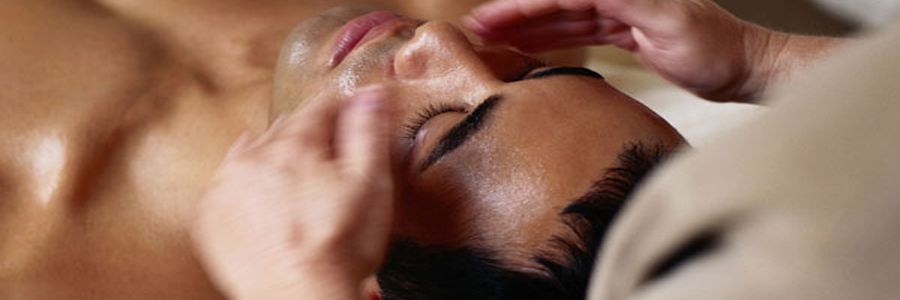 Acupressure Facial Massage
