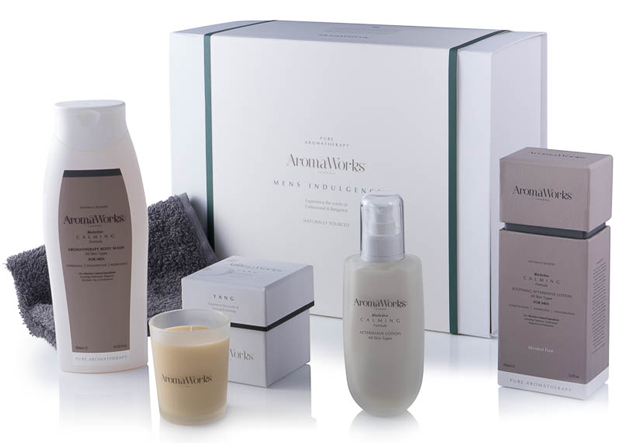 AromaWorks  Mens Indulgence Gift Set