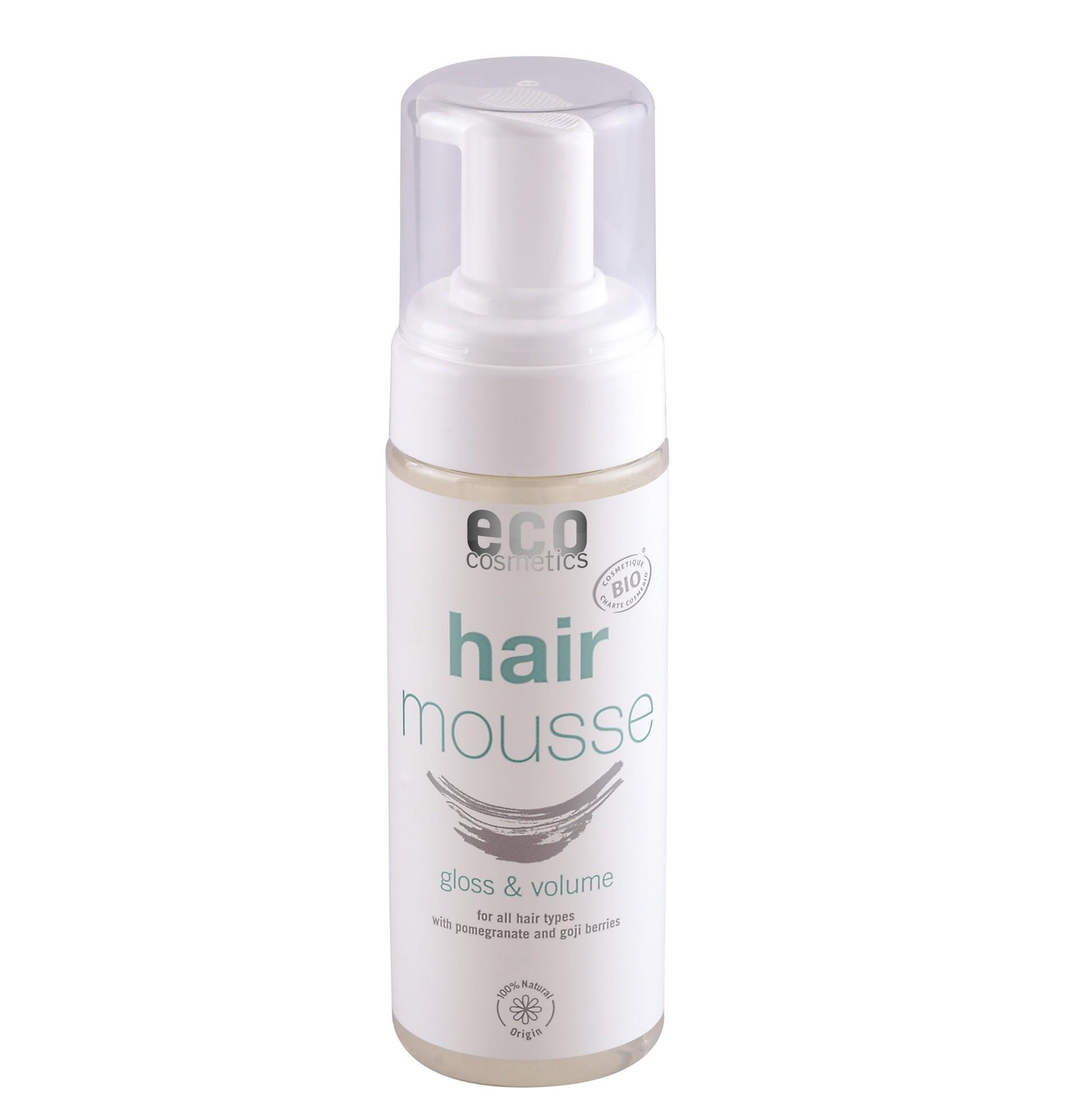 Eco Cosmetics Hair Mousse