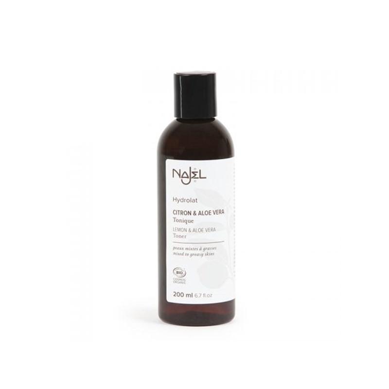 Najel Organic Lemon & Aloe Vera Hydro Toner