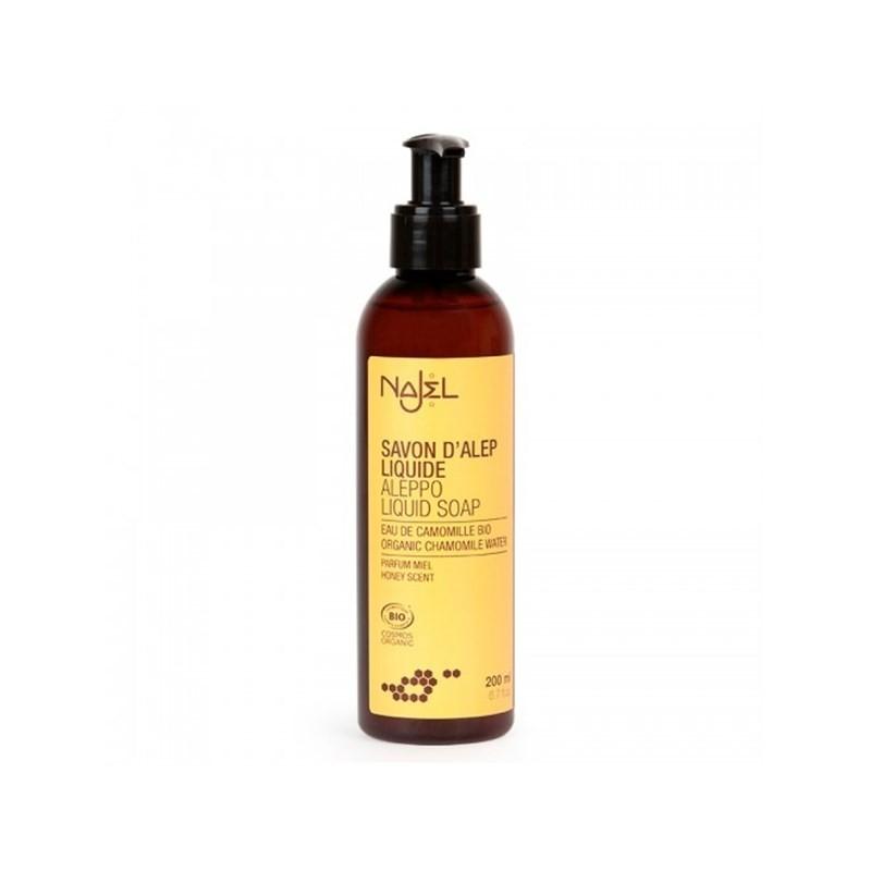 Najel Organic Liquid Soap with Chamomile Water