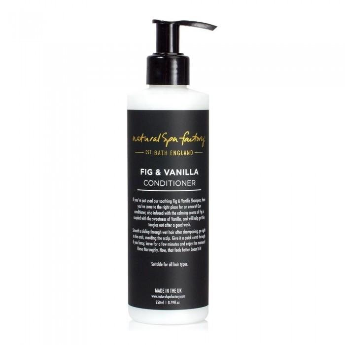 Natural Spa Factory Fig & Vanilla Conditioner