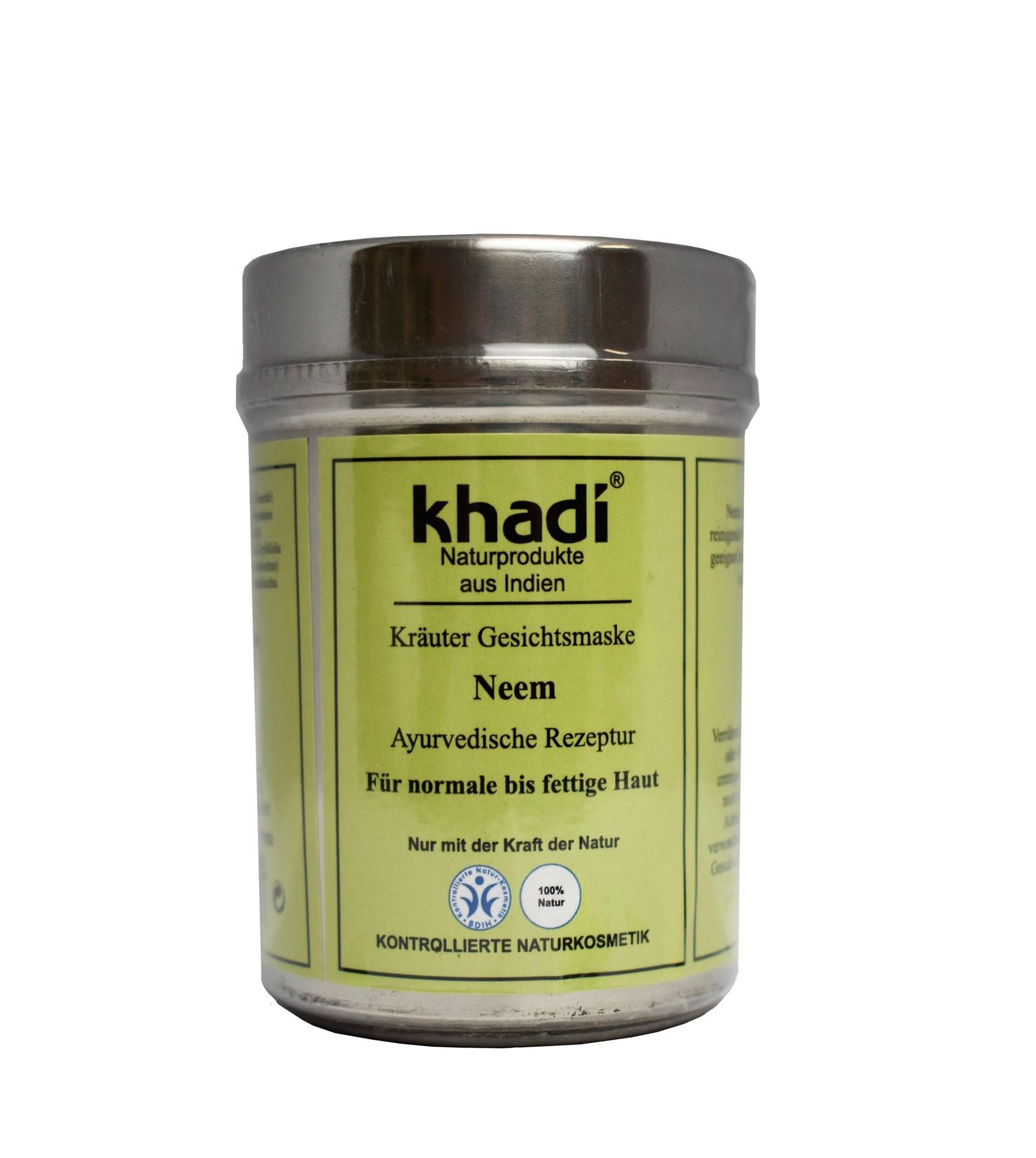 Khadi Herbal Face Mask Neem