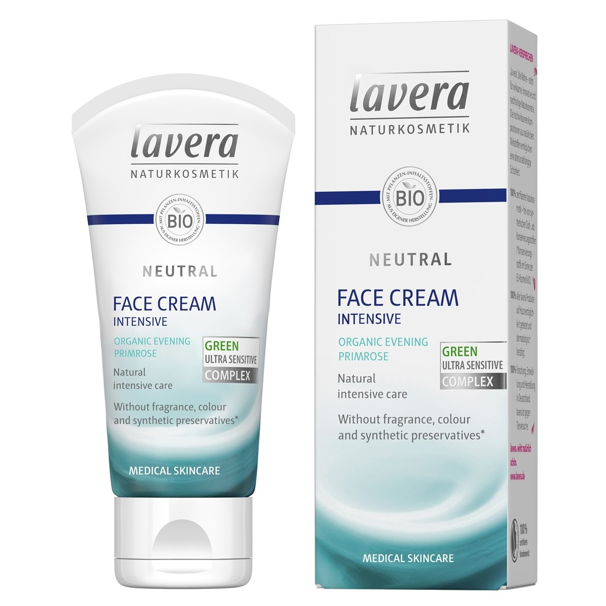 Lavera Neutral Natural Face Cream