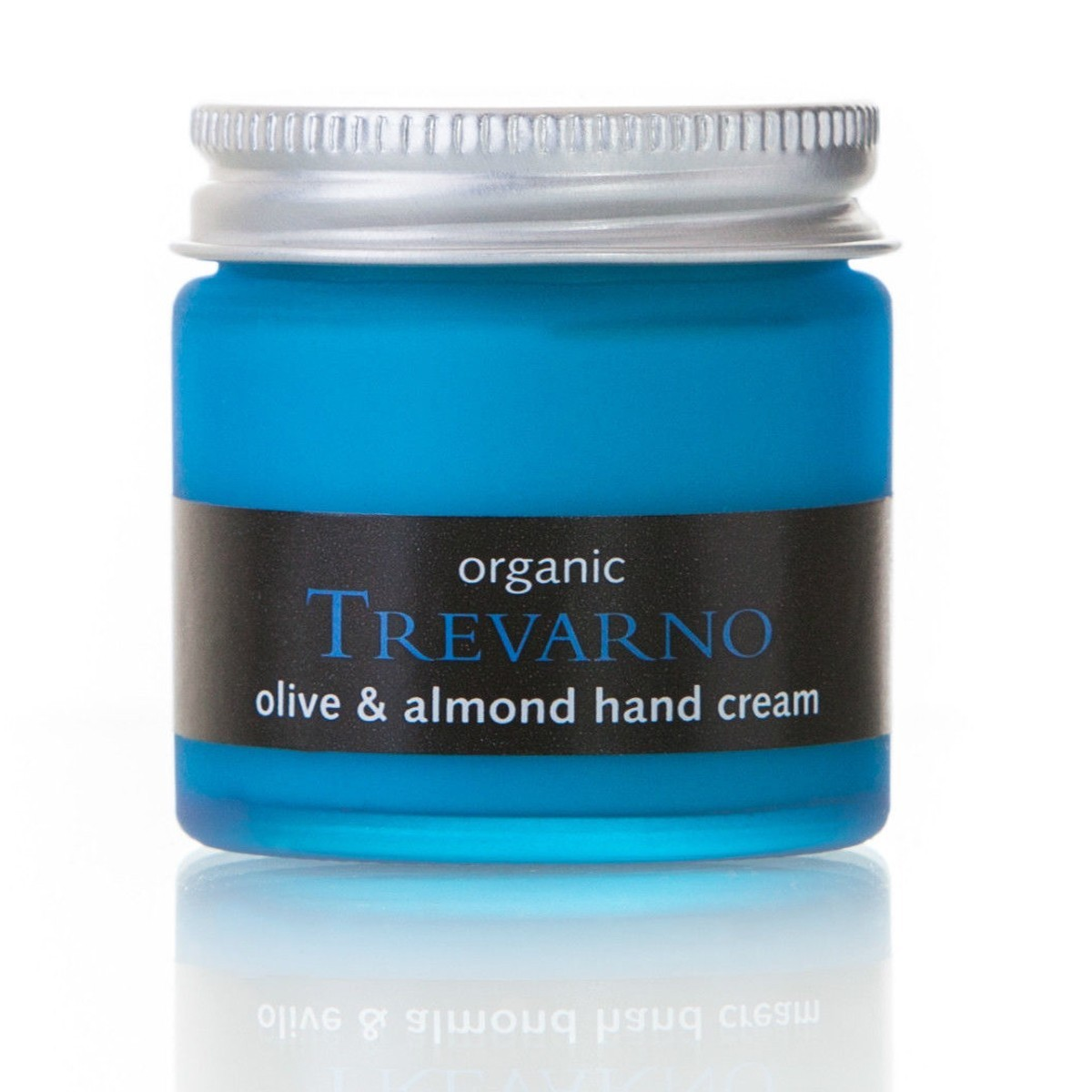 Organic Trevarno Olive & Almond Hand Cream 60ml