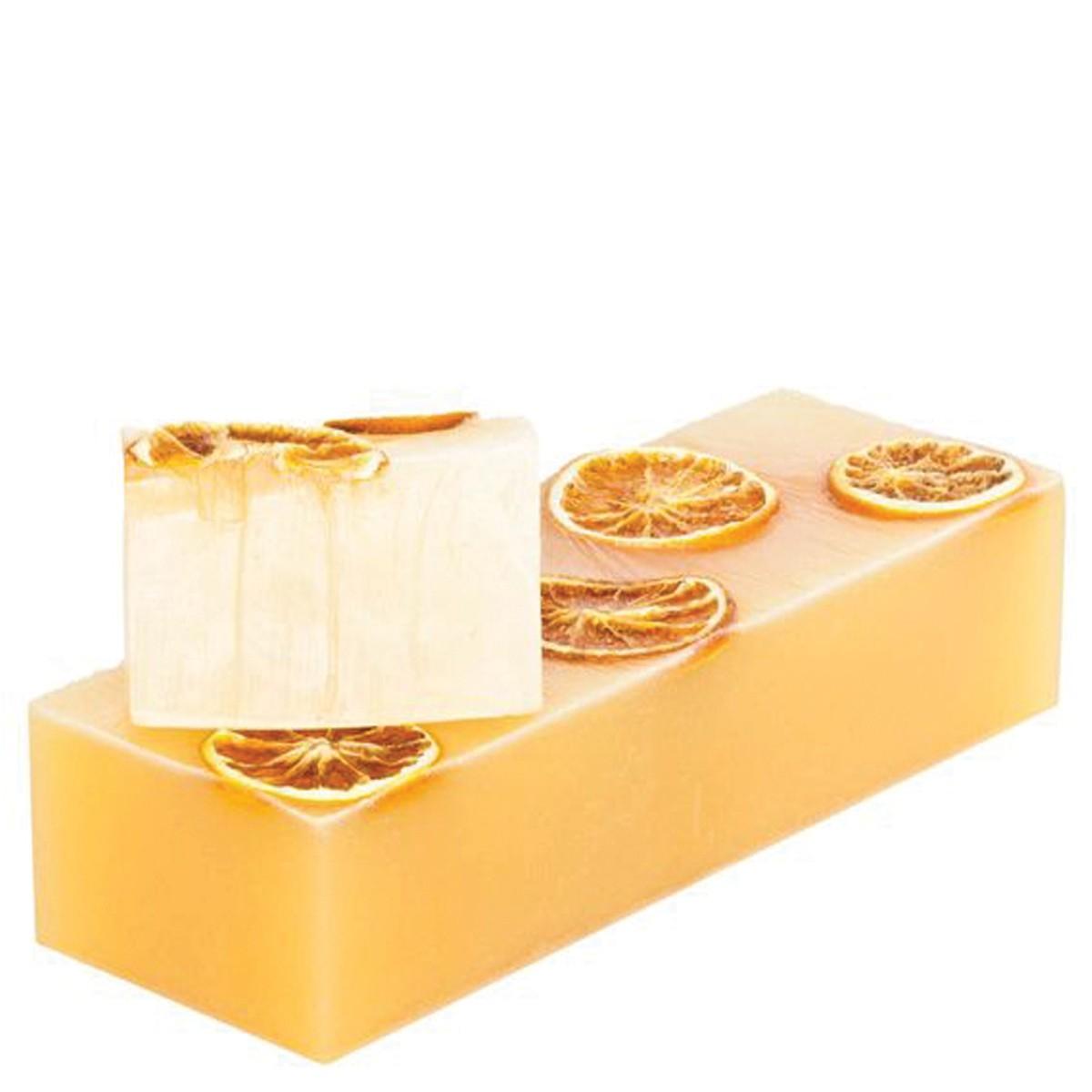 Organic Orange & Lime Soap