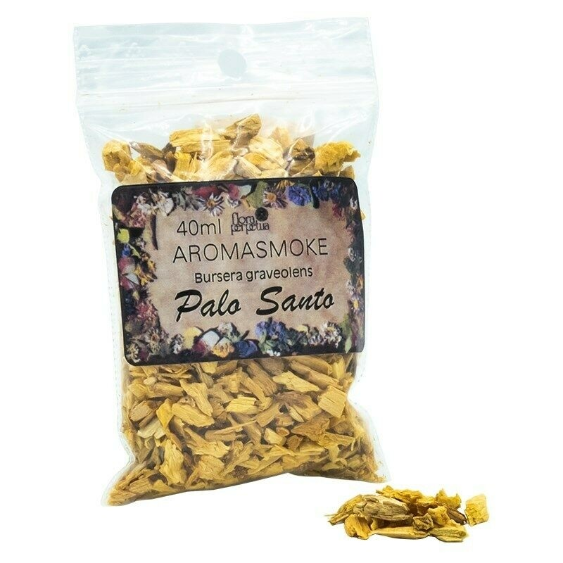 Palo Santo Incense Chips from Peru