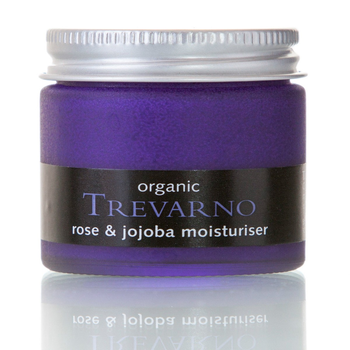 Organic Trevarno Rose & Jojoba Moisturiser
