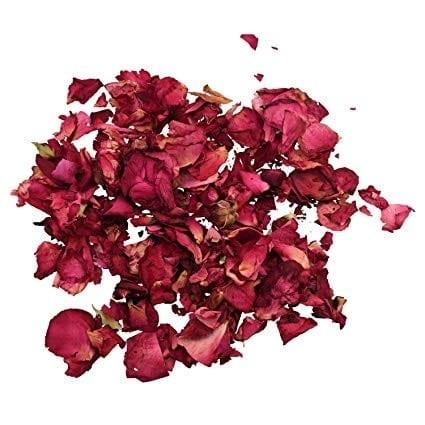 Dried Rose Petal Flowers