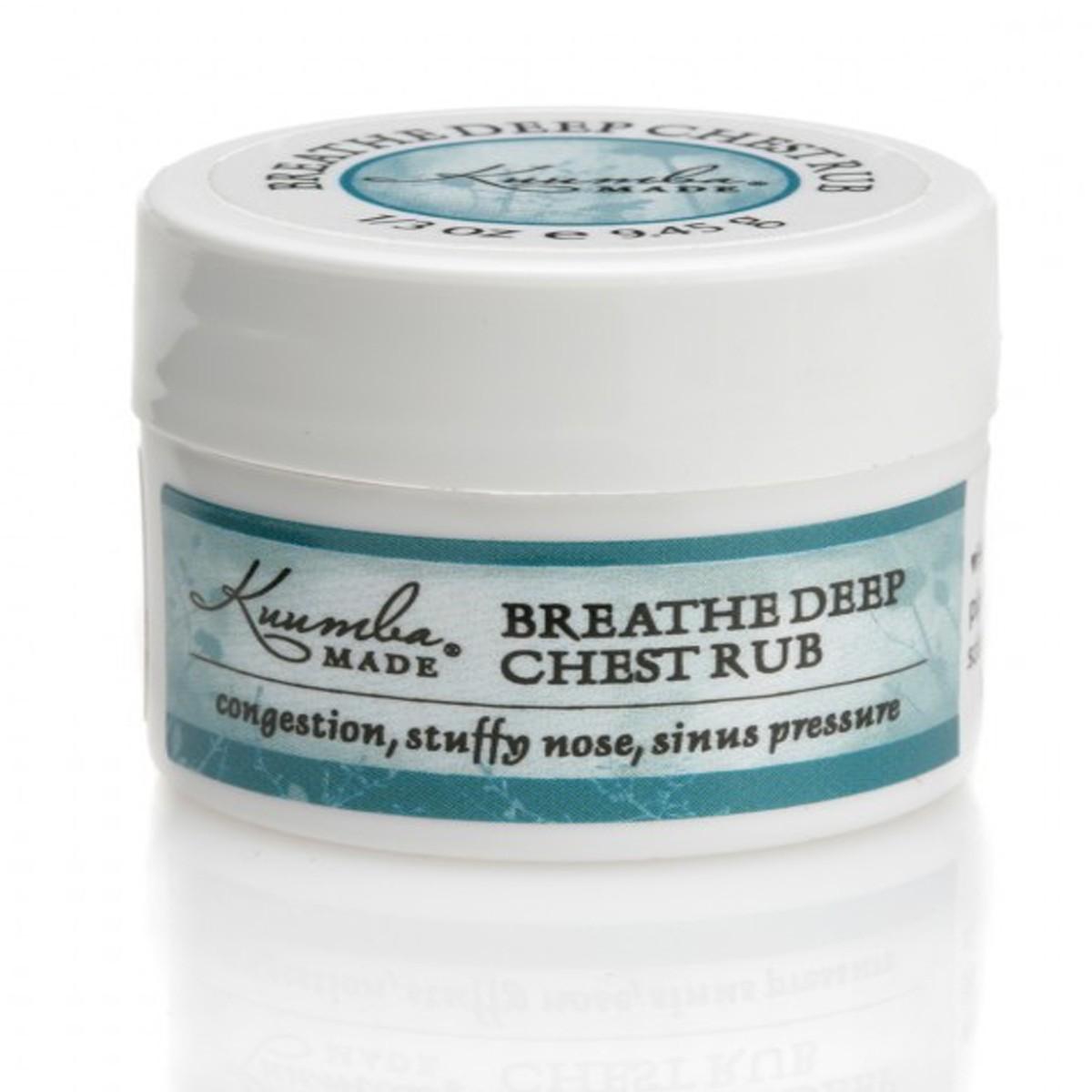 Kuumba Made Breathe Deep Chest Rub