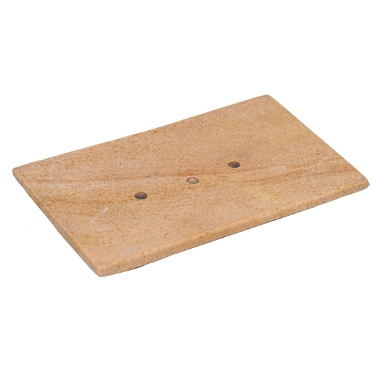 Sandstone Soap Dish