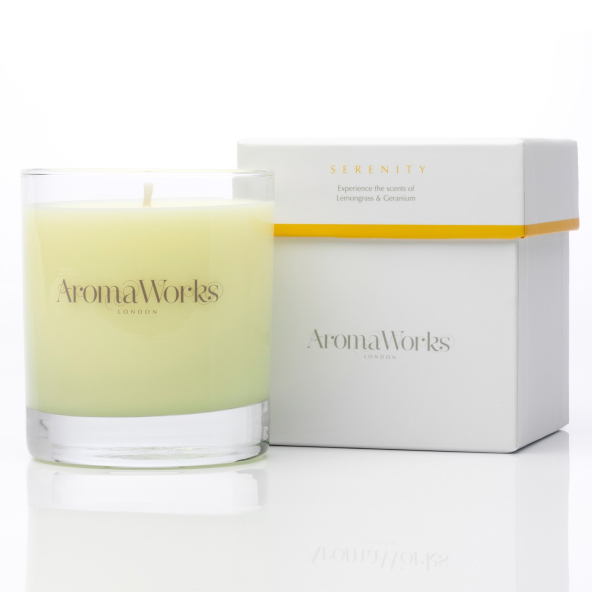 Aromaworks Serenity Candle 30 cl