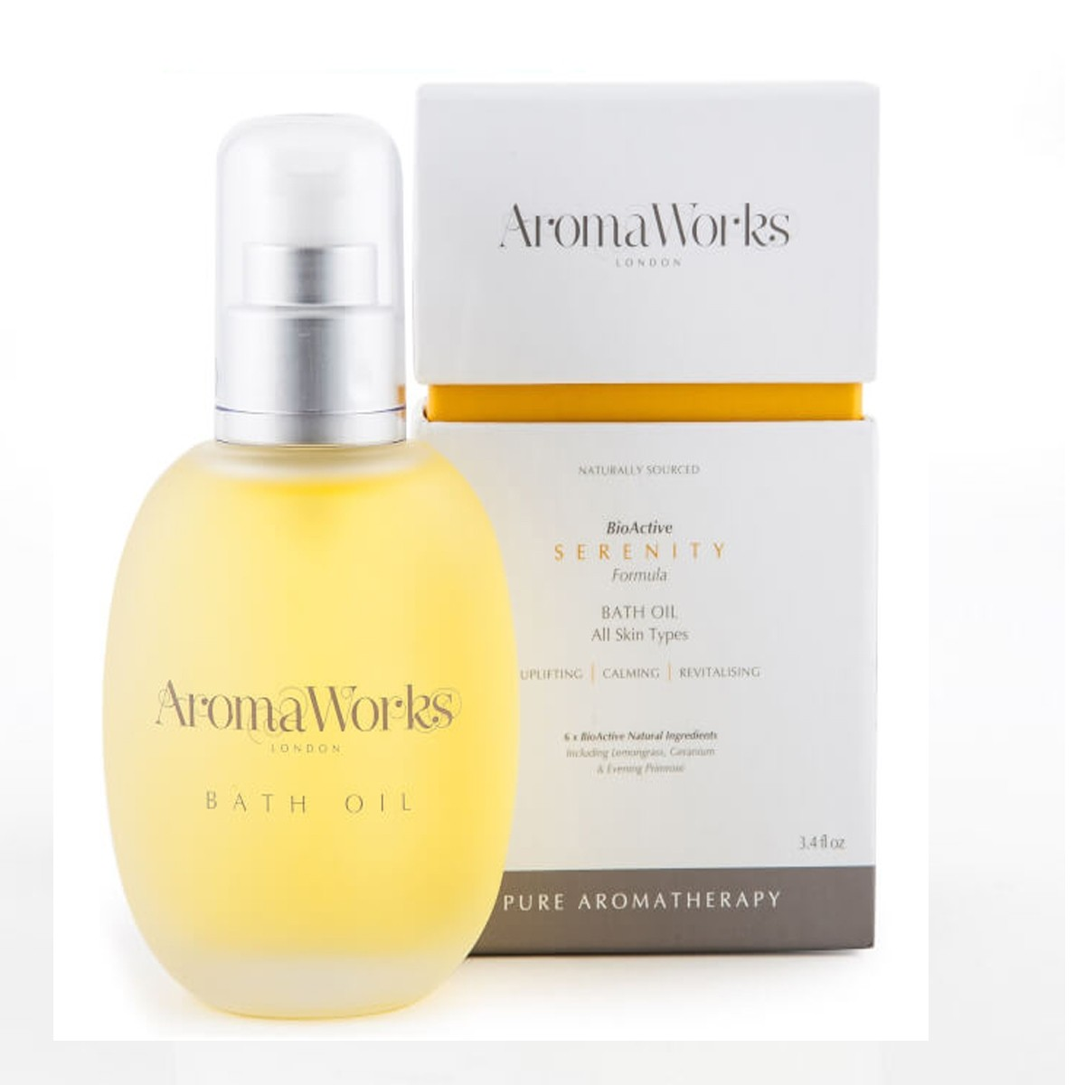 AromaWorks Serenity Body Oil