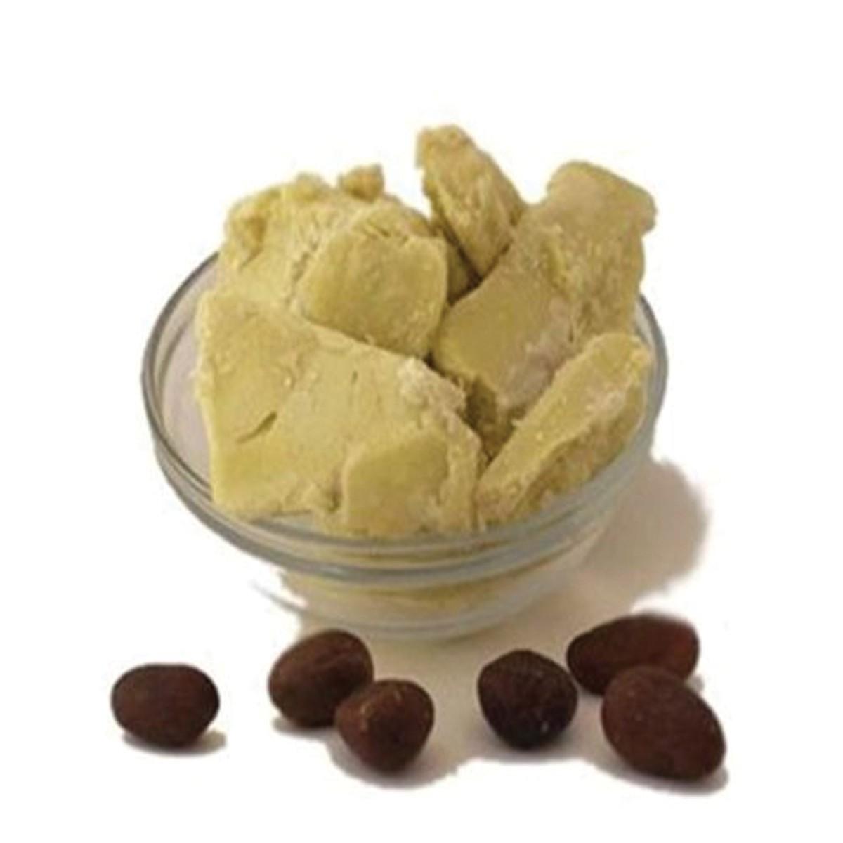 Organic Raw Shea Butter Edible
