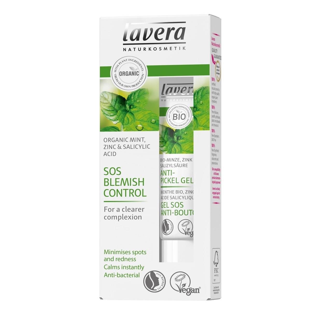 Lavera SOS Blemish Control Serum