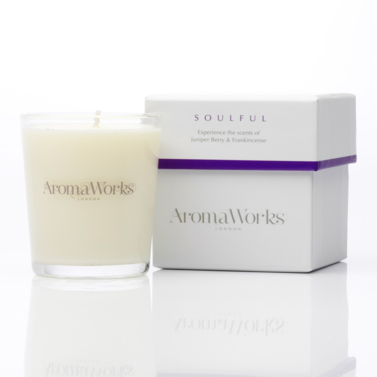 Aromaworks Soulful Candle 10 cl