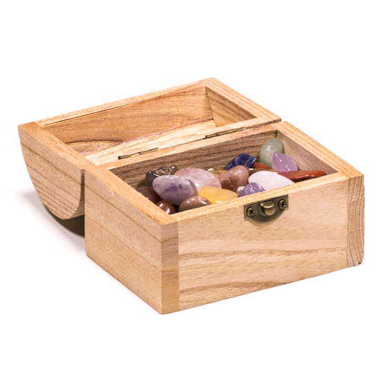 Treasure Gems Stones Chest