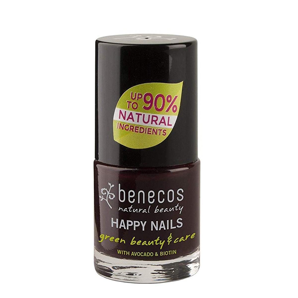 Benecos Nail Polish Vamp