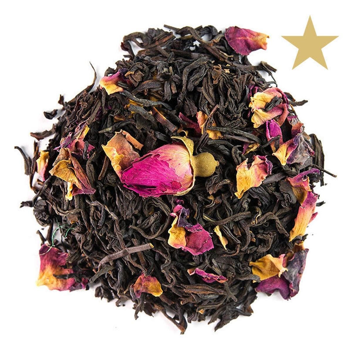 Alveus Vanilla & Rose Organic Certified White Tea