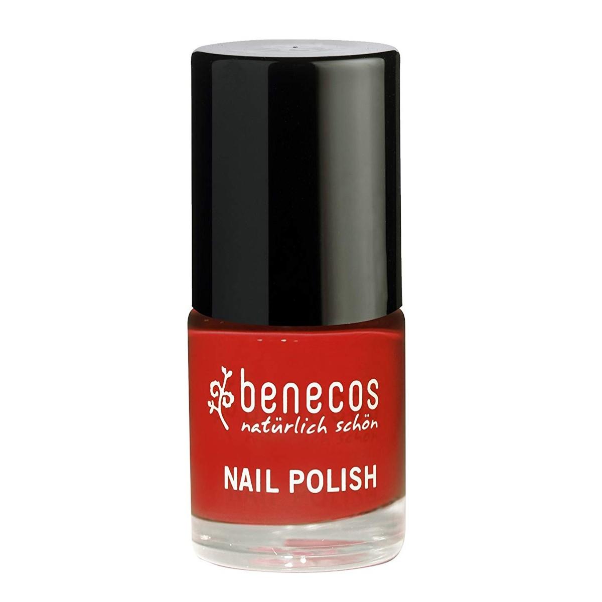 Benecos Nail Polish Vintage Red