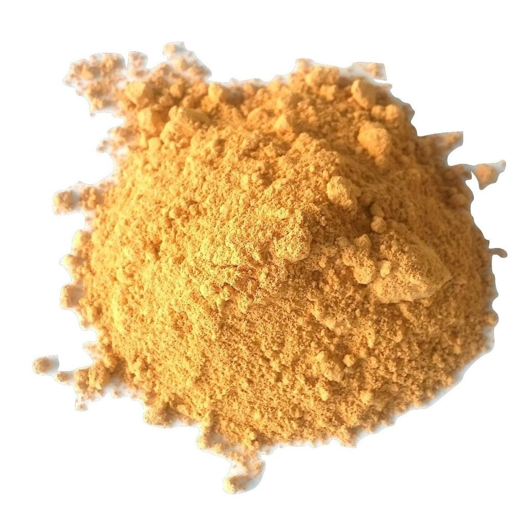 Yellow Clay French Ultra Ventilated Mask