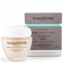 Aromaworks Mens Nourish Night Cream