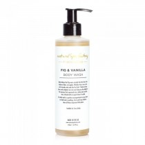 Natural Spa Factory Fig & Vanilla Body Wash