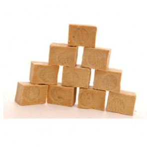 10 x Aleppo Soap Bars Premium Olive Oil & 12% Laurel