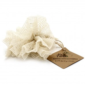 Natural Ramie Shower Scrunchy