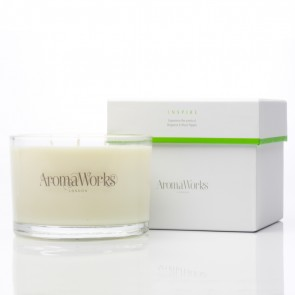 Aromaworks Inspire 3 Wicks Candle