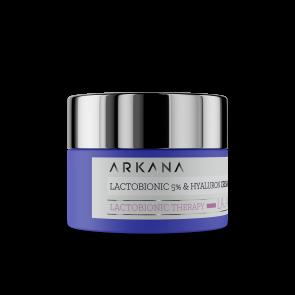 Arkana Lactobionic 5% & Hyaluron Cream