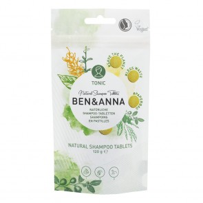 Ben & Anna Shampoo Tonic Tablets