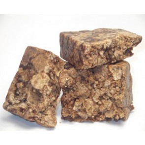 Raw Organic African Black Soap Chunks
