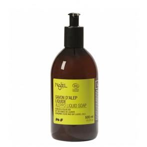 Najel Aleppo Organic Liquid soap with Dispenser