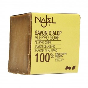 Najel Aleppo Soap Pure 100% Olive Oil