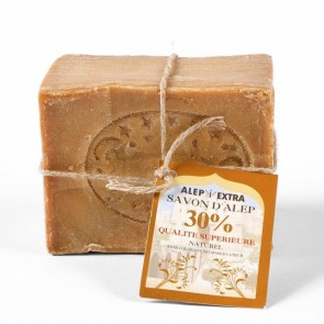 Najel Aleppo Natural Soap 30% Laurel Oil