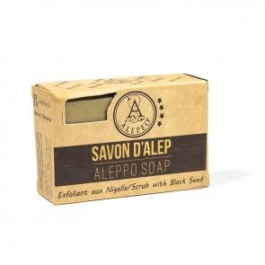 Aleppo Soap Nigella Black Seed