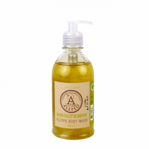 Aleppo Organic Shower Gel with Jasmin