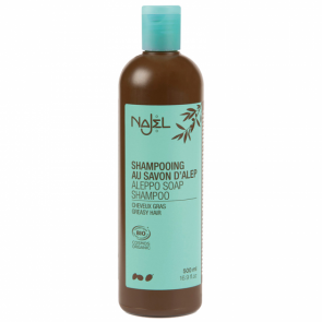 Najel Aleppo Certified Organic Shampoo for Greasy Hair