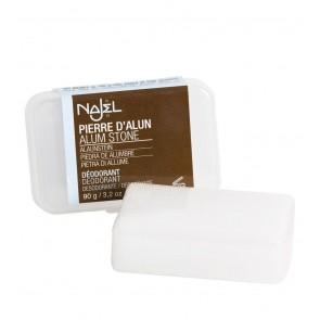 Najel Alum Stone Deodorant in Block