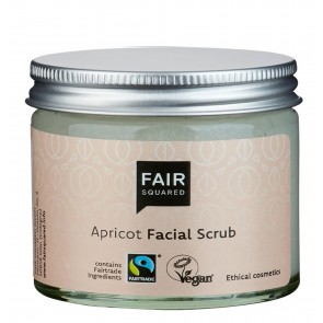 Fair Square Apricot Facial Scrub