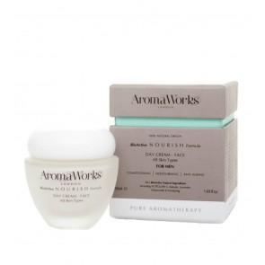 AromaWorks Mens Nourish Day Cream