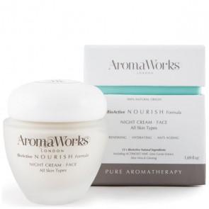 AromaWorks Nourish Night Cream