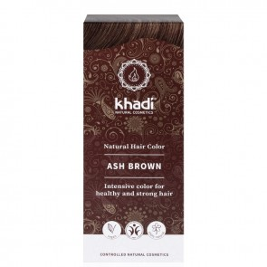 Khadi Herbal Hair Colour Ash Brown