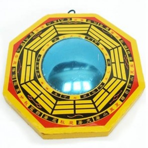Fen Shui Bagua Mirror Convex