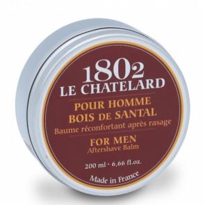 Le Chatelard 1802 Men's Sandalwood Aftershave Balm