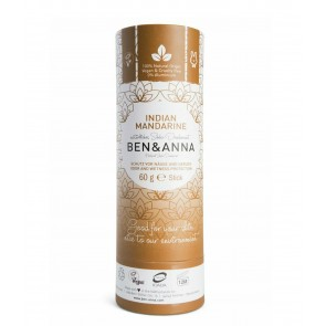 Ben & Anna Soda Natural Deodorant Indian Mandarin