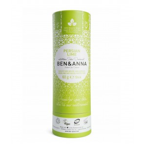 Ben & Anna Soda Natural Deodorant Persian Lime