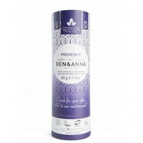 Ben & Anna Natural Deodorant Stick Provence